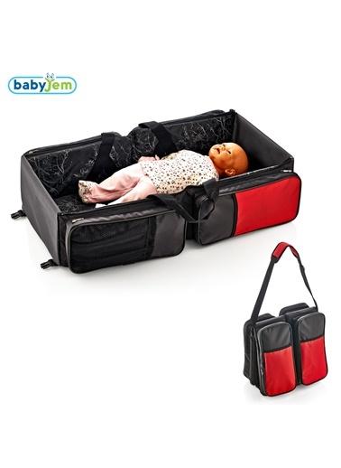 Babyjem Katlanır Pratik Seyahat Yatağı-Baby Jem